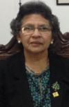 Dra. María Teresa Centeno de Algomeda - Vicerrectora de Extensión